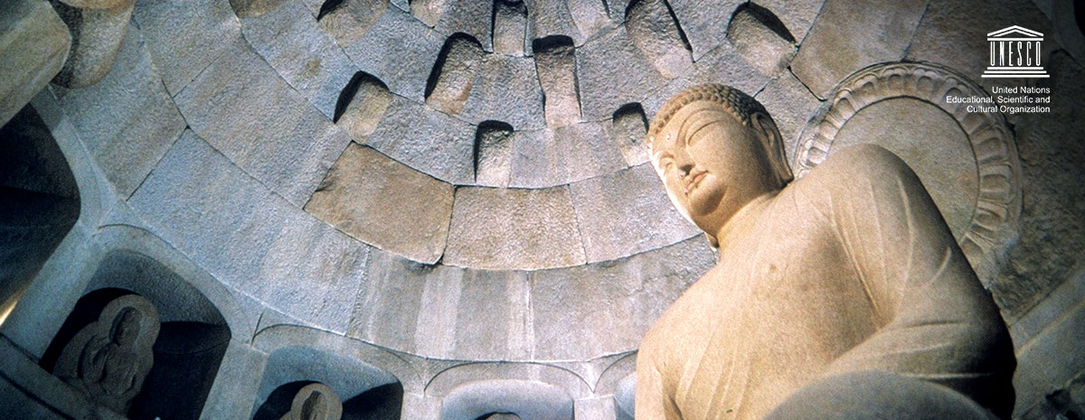 Korea's UNESCO World Heritage: Seokguram Grotto (1995)